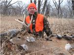 Wayne Arnson 2007 ND whitetail