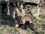 Jason Krieger 2009 ND Spring Turkey