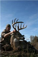 Justin Fisketjon's 2009 ND Whitetail
